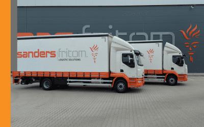 Welkom nieuwe trucks!